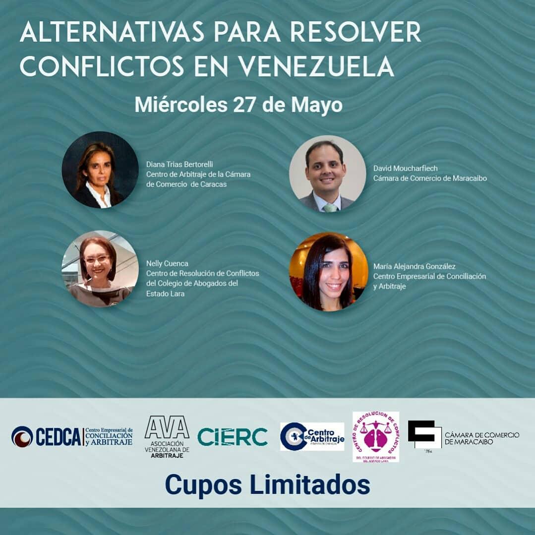 Alternativas para resolver conflictos en Venezuela