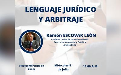 Lenguaje Jurídico y Arbitraje